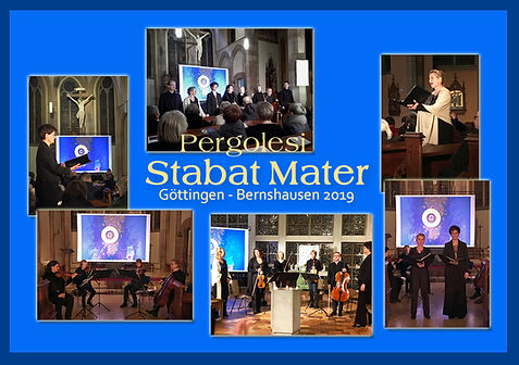 Stabat Mater 2019