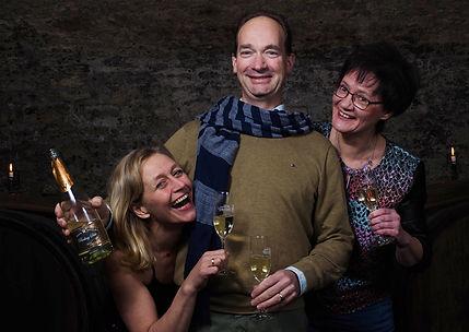 Charaktere - Frauen und Wein 2019