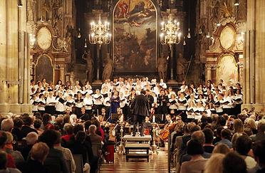 Wien Stepahnsdom 2016 Mozart-Requiem