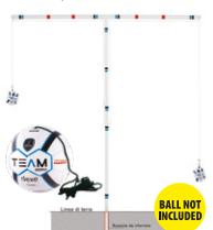 Attack ball per forca