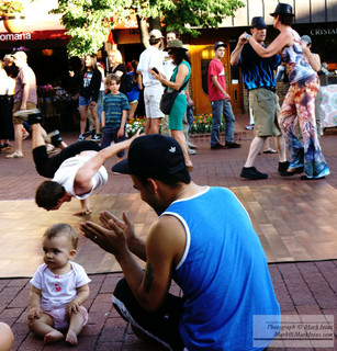 Dancing in the Streets, Bands On The Bricks, Boulder, CO