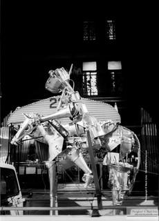 Don Quixote, Chelsea Hotel