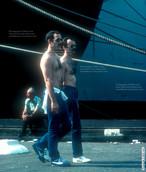 Men Walking at Morton Street Pier.jpg