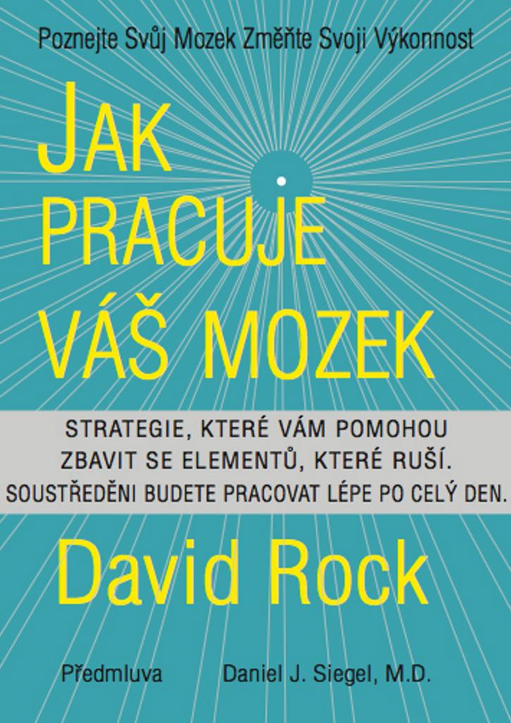 Rock David - Jak pracuje váš mozek
