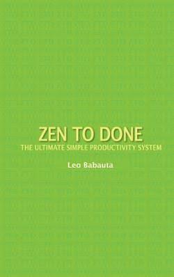 Babauta Leo - Zen to Done