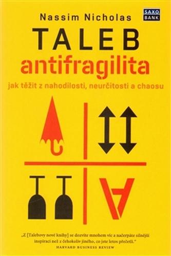 Nassim Nicholas Taleb -Antifragilita