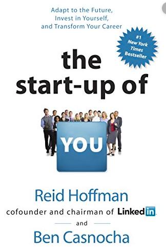 Hoffman Reid - The Startup of You