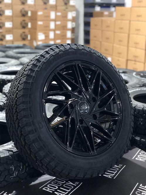 "18"" Zx10 Gloss Black"