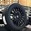"Thumbnail: 20"" ROGUE RAW GLOSS BLACK 5x120 T5/T6"