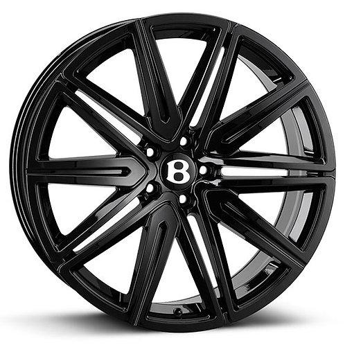 """21"""" SSR II BLACK"""
