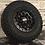 """Thumbnail: AXE AT4 17"""" 6x139 BLACK"""