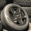 "Thumbnail: FULL SET OF 4x 18"" SUPERMETAL ROCKET MATT BLACK 5X160"
