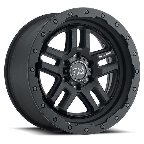 """18"""" BLACK RHINO BARSTOW T5/T6"""
