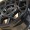 "Thumbnail: SET OF 4x FRED 17"" 5X120 SATIN BLACK"