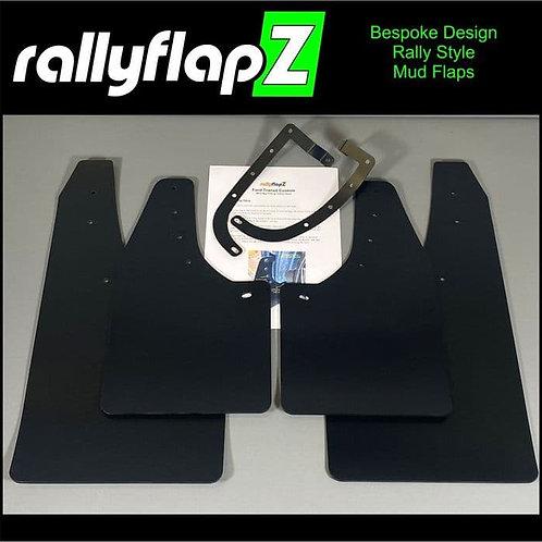 BLACK RALLYFLAPZ - CUSTOM