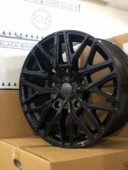 """18"""" ROGUE CARBON BLACK EDT 5x160"""