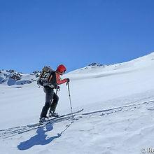 Ski de randonnée, kirghizstan voyage, trek kirgizstan, voyage kirghizistan