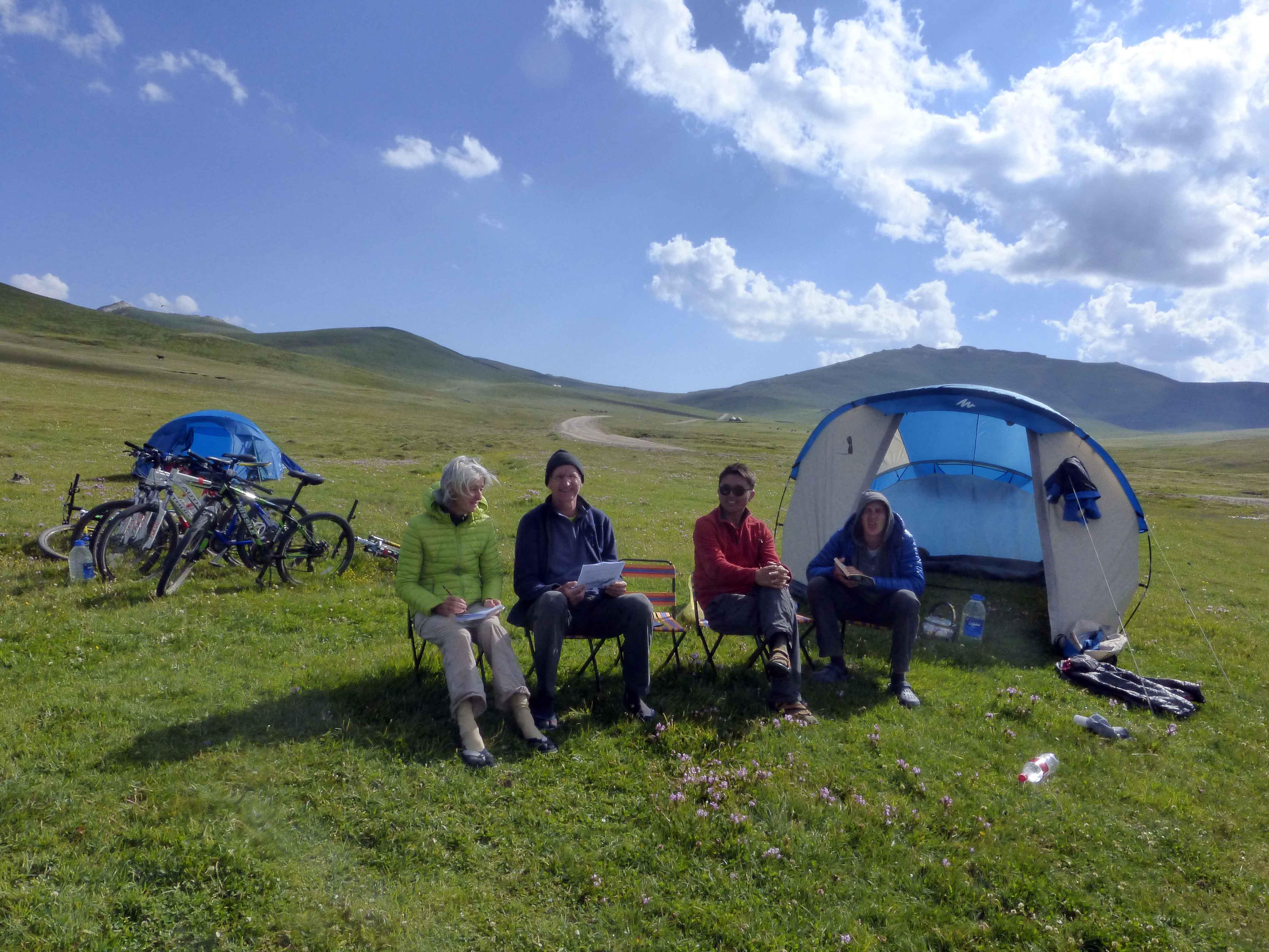 voyage kirghizie, trek kirghizistan
