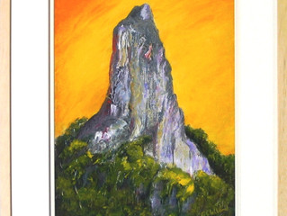 Glasshouse Mountain - Mt Coonoowrin  Sunshine Coast   SPECIAL TODAY $700