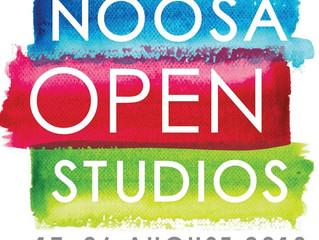 COUNTDOWN to NOOSA OPEN STUDIOS