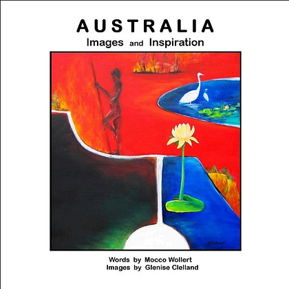 AUSTRALIA Images and Inspiration Hard Cover21x21cm