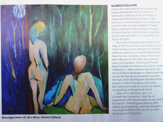 Australian Artists Magazine - August