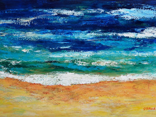 NOOSA - Hasting St Tourist Information Centre will have a display of Sunshine Coast artists painting