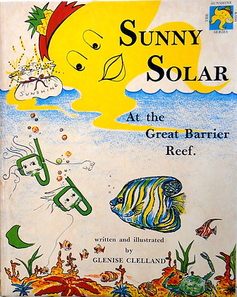 Sunny Solar at the Great Barrier Reef 27cmx21cm