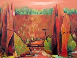 2 paintings finalists in Queensland Regional Art Awards