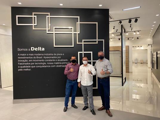 Reunião de ajustes com a Delta