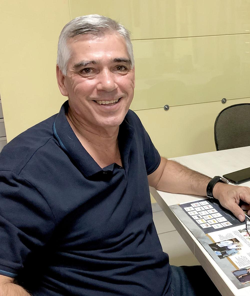 Avoir Silveira Júnior (Cafu) – Presidente
