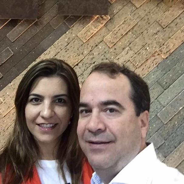 Carlinhos conta com a participação da esposa Carol Marques, na área de Projetos