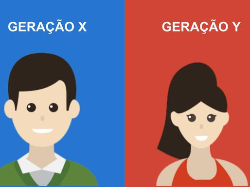 Estamos divididos por gerações. Em qual delas você se encaixa?