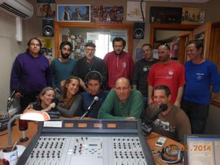 פרס מכובד לתוכנית הרדיו חקLIVE