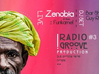 RadioGroove #3