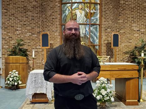 Fr. Josh Cavender 10-2020