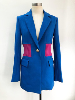 Well-made tailored jacket