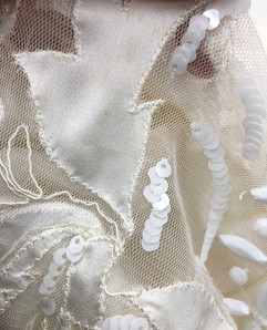 Embroidery patchwork