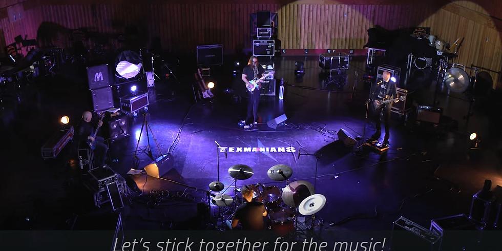 Texmanians live (streamed 15. mai 2020)