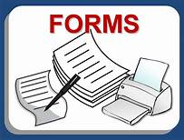 Parishioner forms and resources