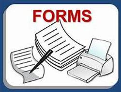Parishioner forms and resources