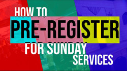 pre register for services
