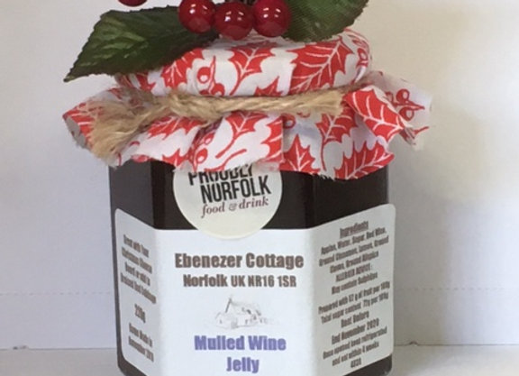 Mulled Red Wine Jelly