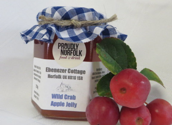 Wild Crab Apple Jelly