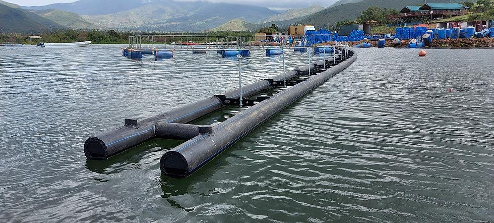Floating Barrier