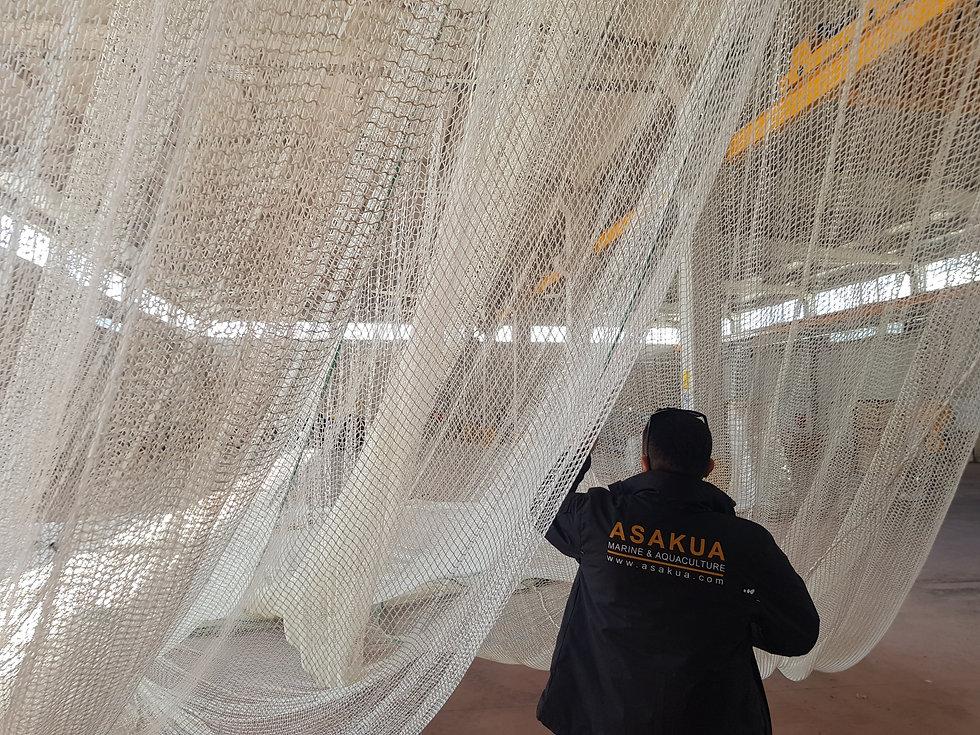 ASAKUA Aquaculture Nets