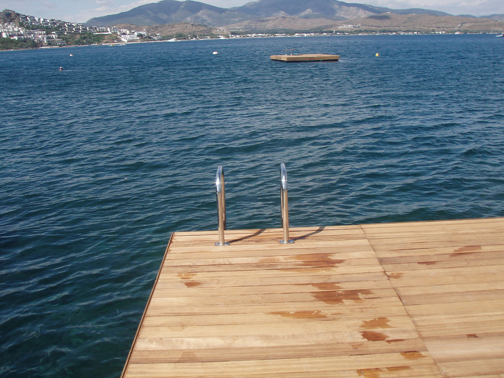 ASAKUA Floating Platforms