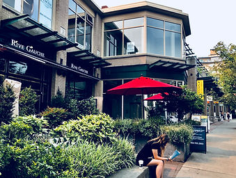 Ocean Walk, West Vancouver, BC, Commercial and Office Building - Carrera Management Corporation Residential and Commercial Properties and Property Management