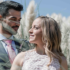 Laura&Richie - Una boda íntima en el Parque Juan Carlos I de Pinto