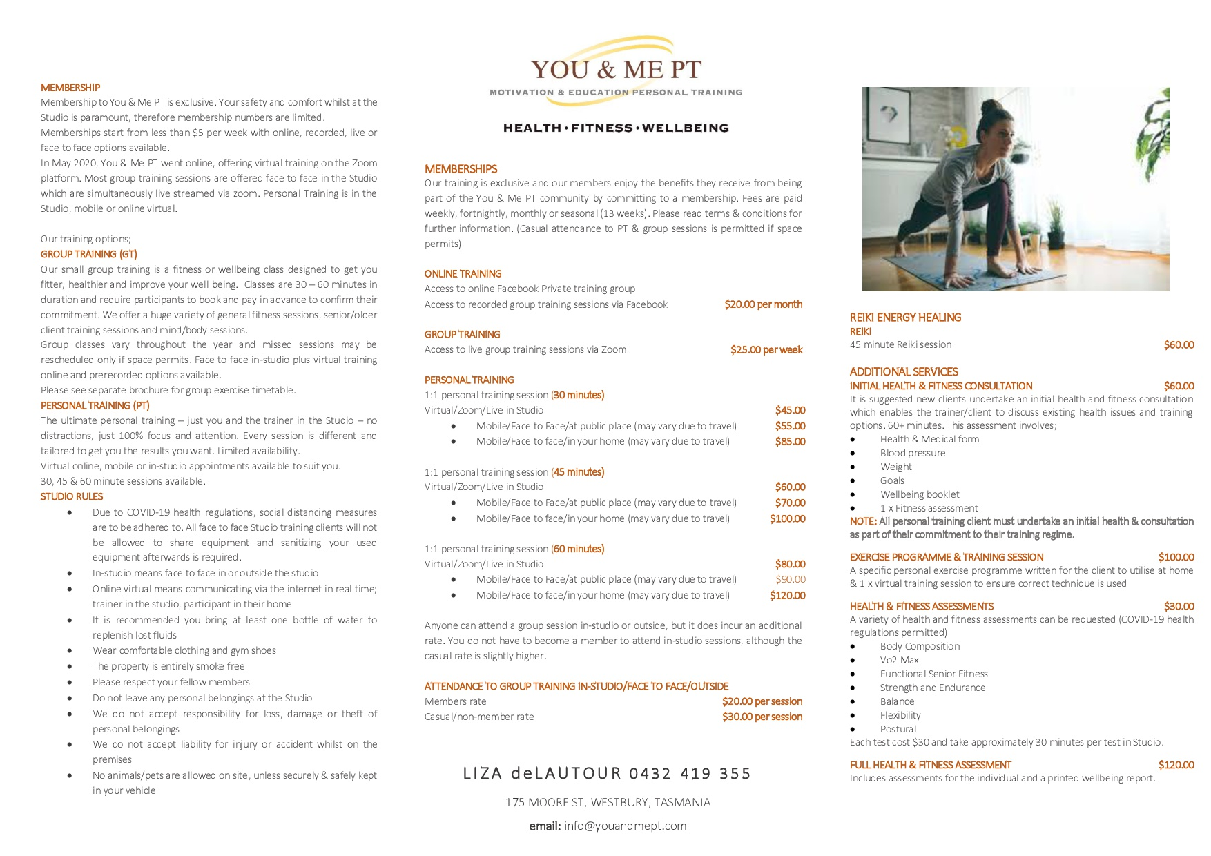 AAA brochure online and studio combo Sep